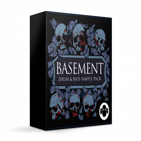 Basement Drum & Bass Sample Pack