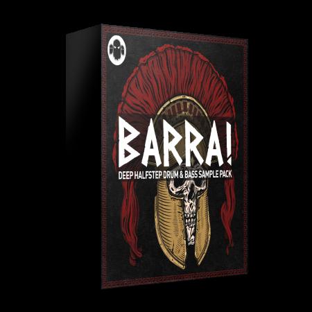 Barra - Halfstep Drum & Bass Sample Pack