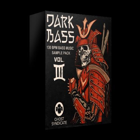 Dark Bass Vol.3 Bass Music Sample Pack