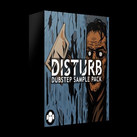 Disturb - Dubstep Sample Pack