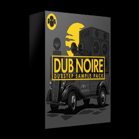 Dub Noire - Dubstep Sample Pack