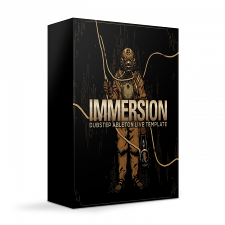 Immersion - Dubstep Ableton Live Template