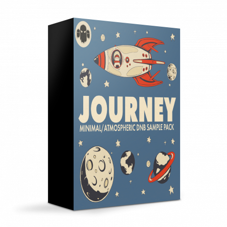 Journey - Drum & Bass Sample Pack