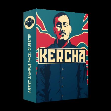 Kercha Artist Pack - Dubstep Sample Pack