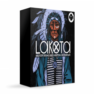 Lakota - Halfstep Drum & Bass Ableton Live Template