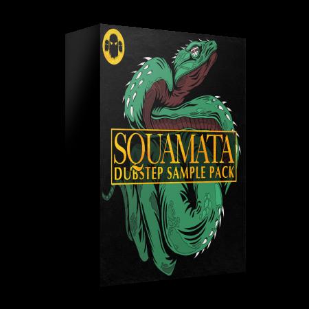 Squamata - Dubstep Sample Pack