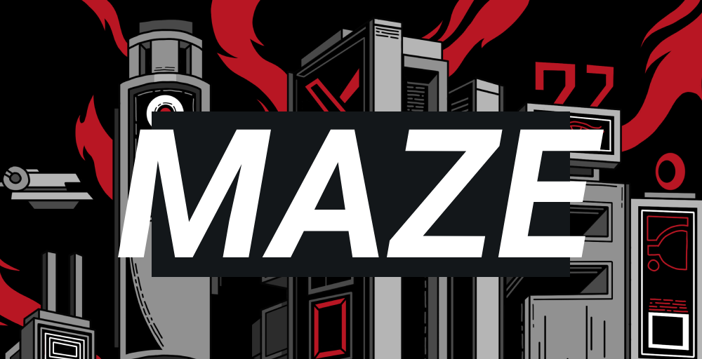 MAZE - Retrowave Sample Pack