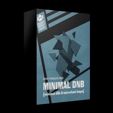 Minimal DNB - Drum & Bass Sample Pack