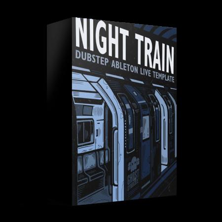 Night Train - Dubstep Ableton Live Template