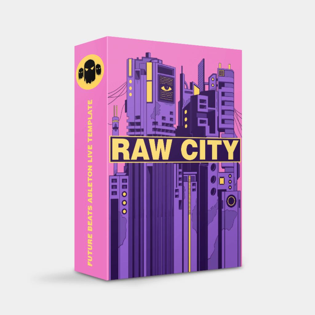 Raw City Future Beats Ableton Live Template