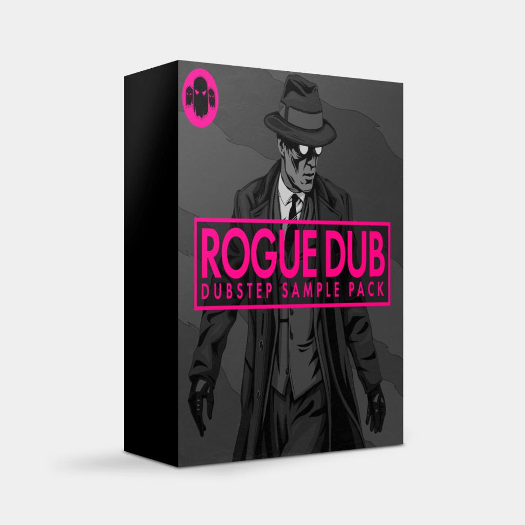 Rogue Dub Dubstep Sample Pack