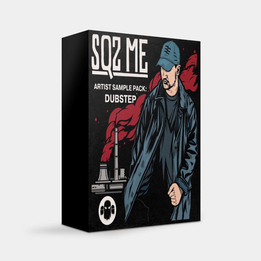 Sqz Me Artist Pack Dubstep Sample Pack