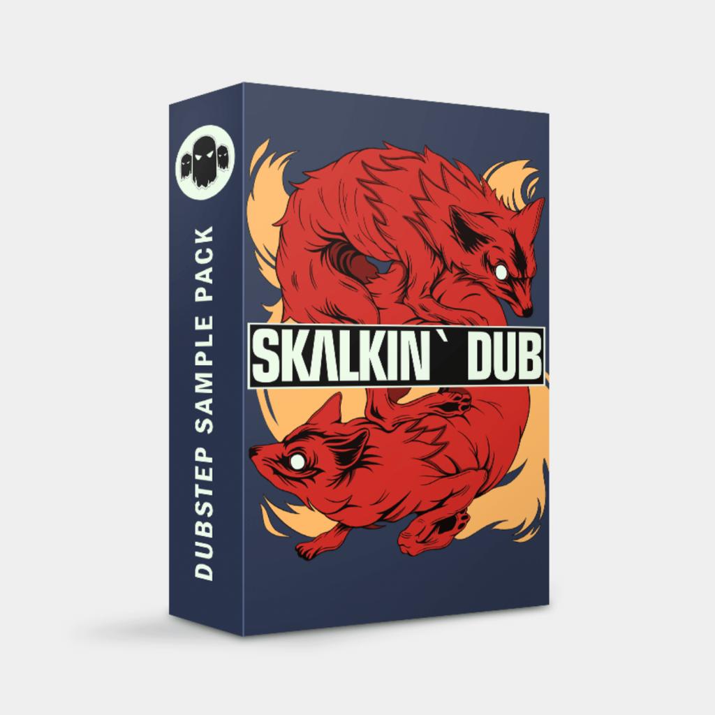 Skulkin Dub Dubstep Sample Pack