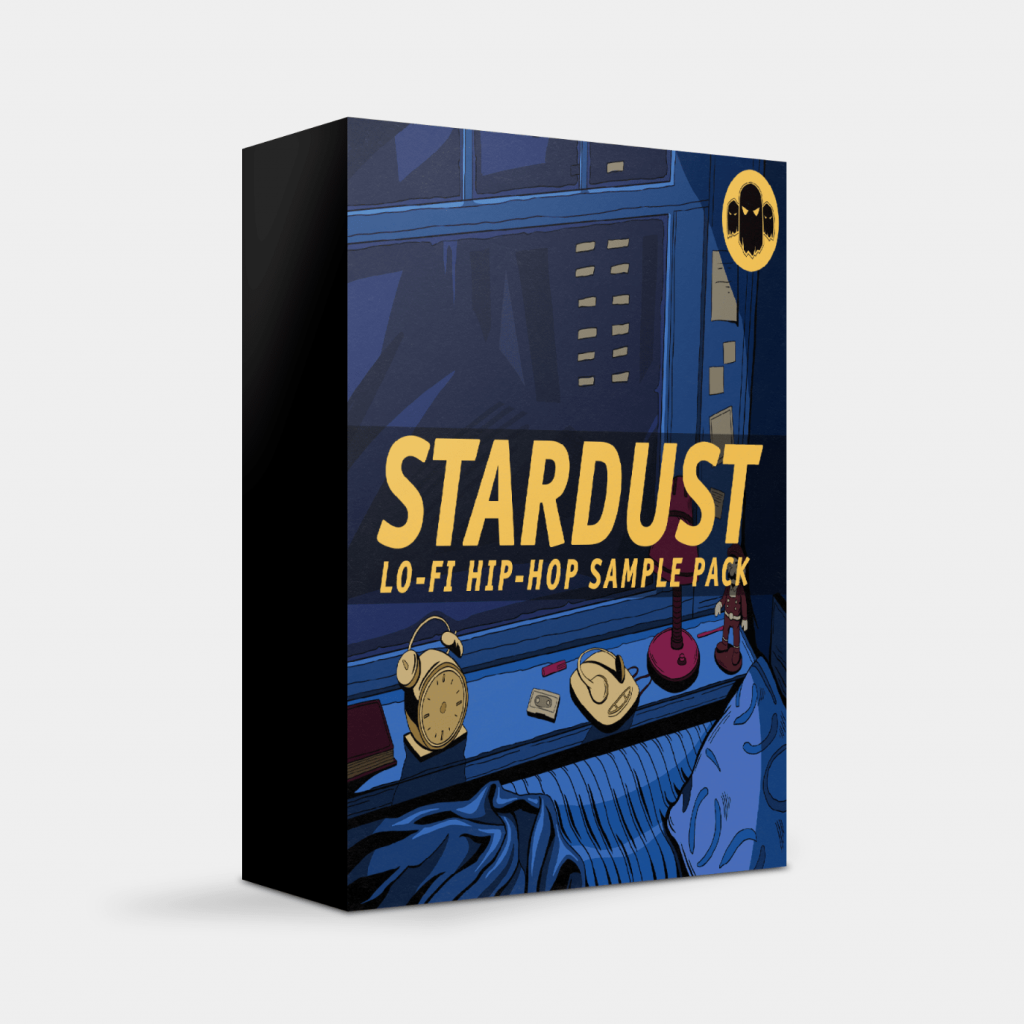 Stardust Lofi Hip Hop Sample Pack