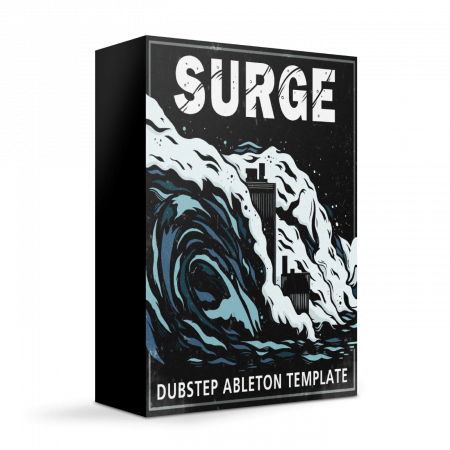 Surge - Dubstep Ableton Live Template