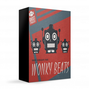 Wonky Beats - Halftime Sample Pack