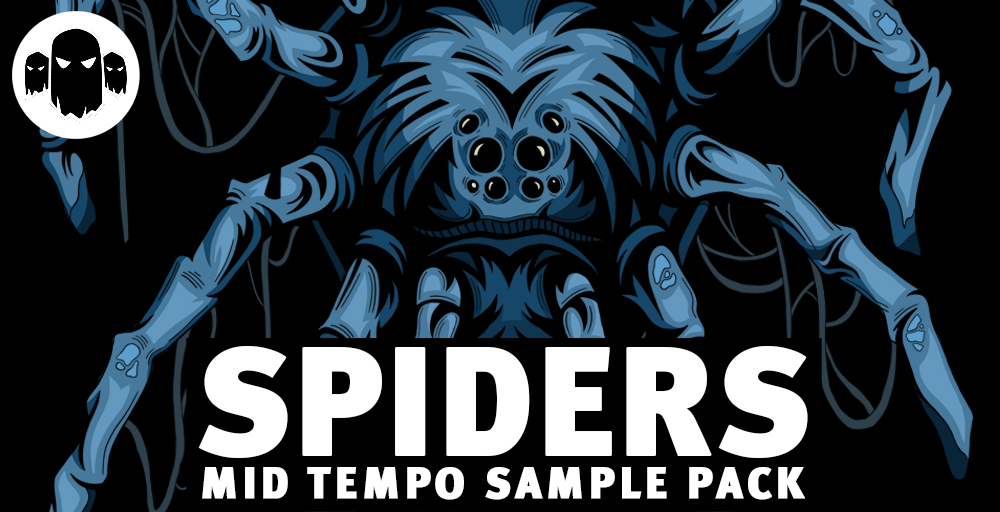 Spiders - Mid Tempo Sample Pack