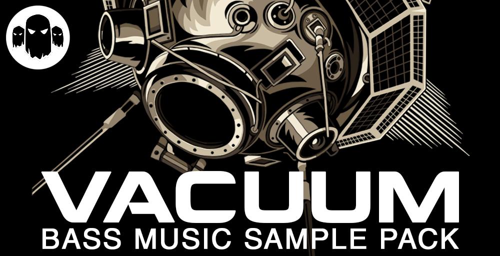 Vacuum Bass Music Sample Pack