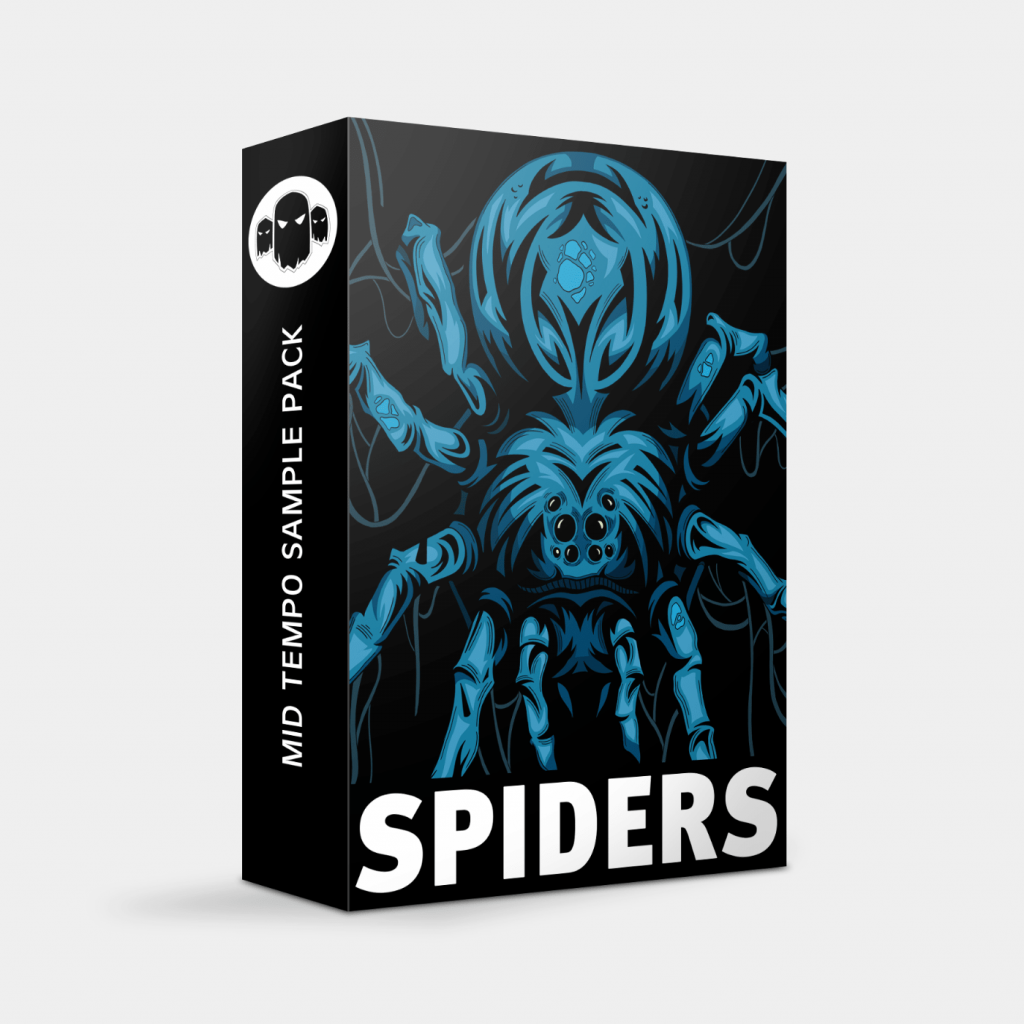 Spiders Mid Tempo Sample Pack