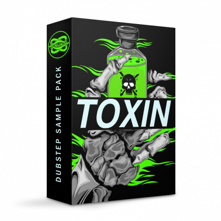 Toxin - Dubstep Sample Library