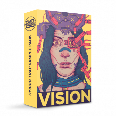 Vision - Hybrid Trap Sample Pack