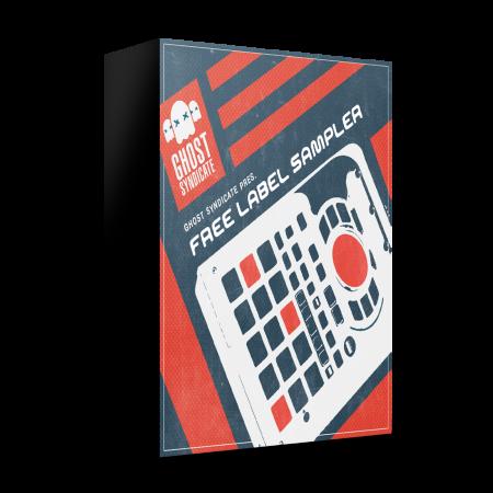 Ghost Syndicate Label Sampler Vol.1 - Bass Music Sample Pack