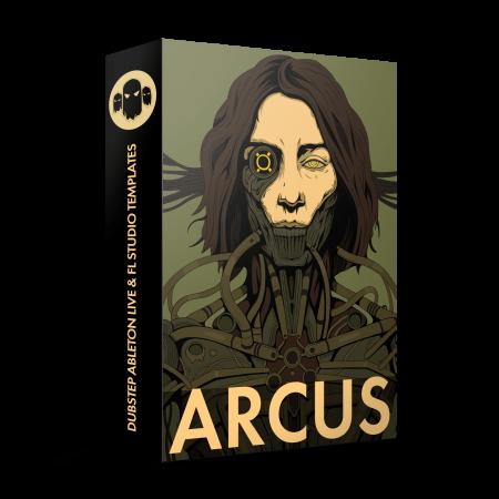 Arcus - Dubstep Ableton Live & FL Studio Templates
