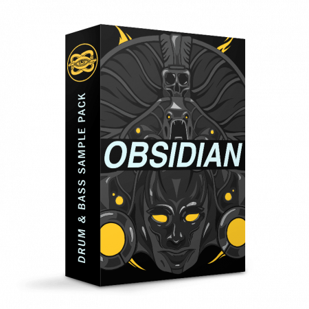 Obsidian - Drum & Bass Sample Pack