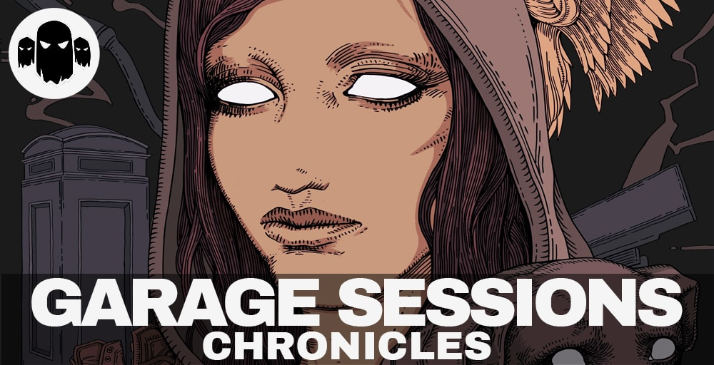 Garage Sessions Chronicles - Garage Sample Pack