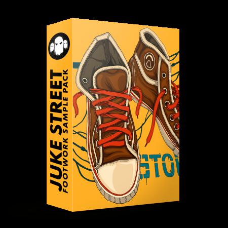 Juke Street - Footwork Sample Pack