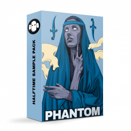Phantom - Future Beats & Halftime Sample Pack