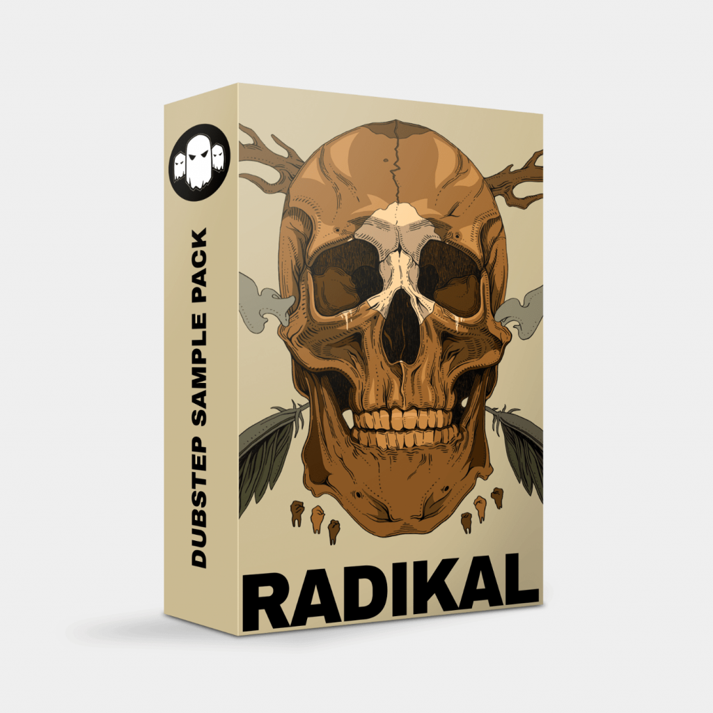 Radikal Dubstep Sample Pack