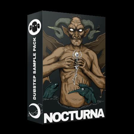 Nocturna Dubstep Sample Pack