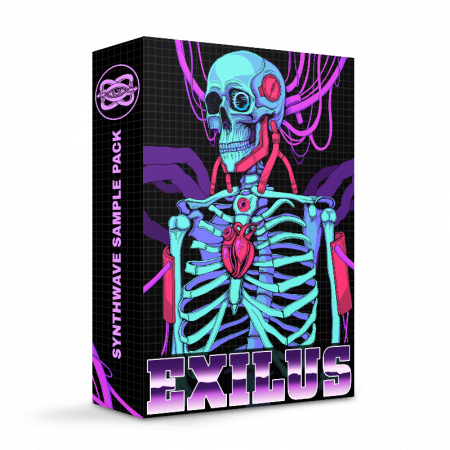 Exilus - Synthwave Sample Pack