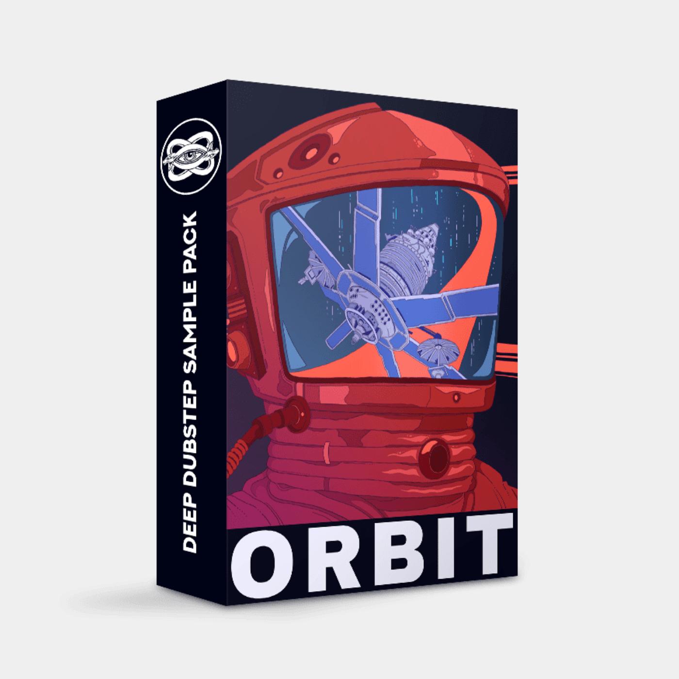 Orbit Dubstep Sample Pack