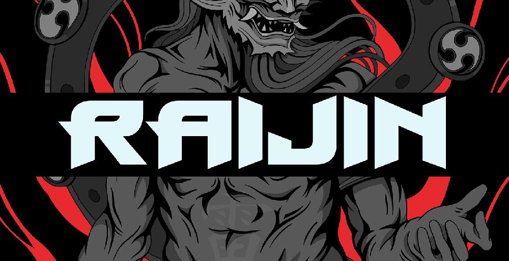 Raijin - Dubstep Sample Pack
