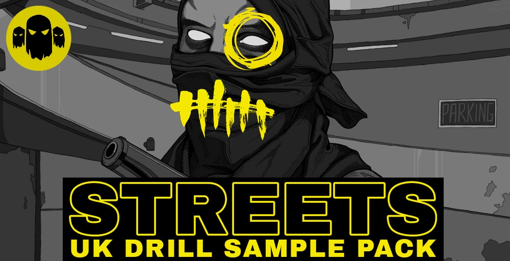 Streets - UK Drill Sample Pack
