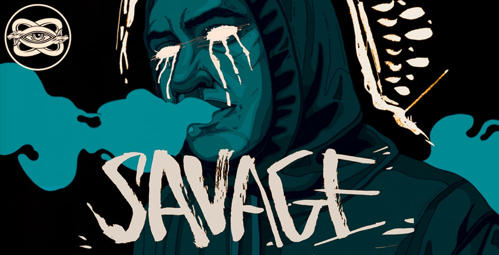 Savage - Grime Sample Pack