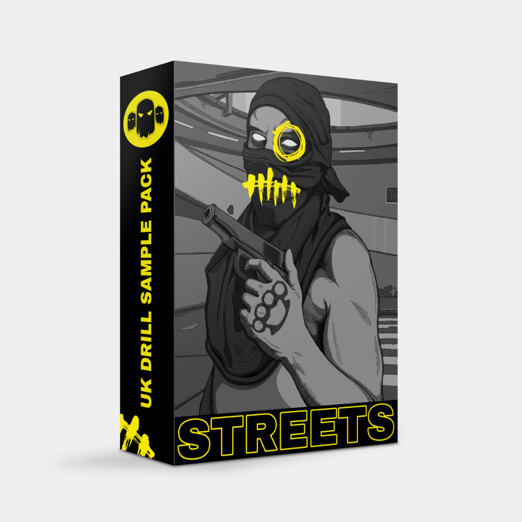 Streets UK Drill Sample Pack