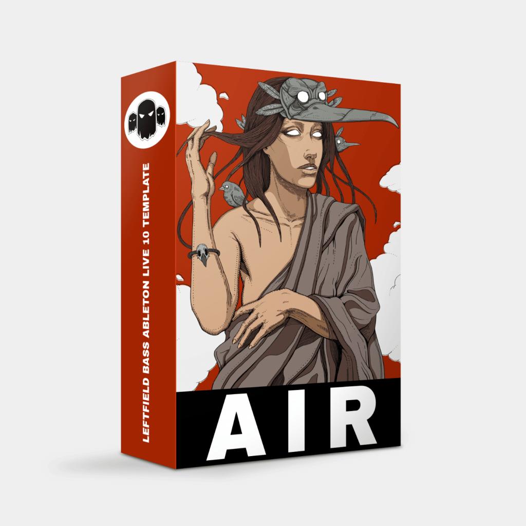 Air Leftfield Bass Ableton Live Template