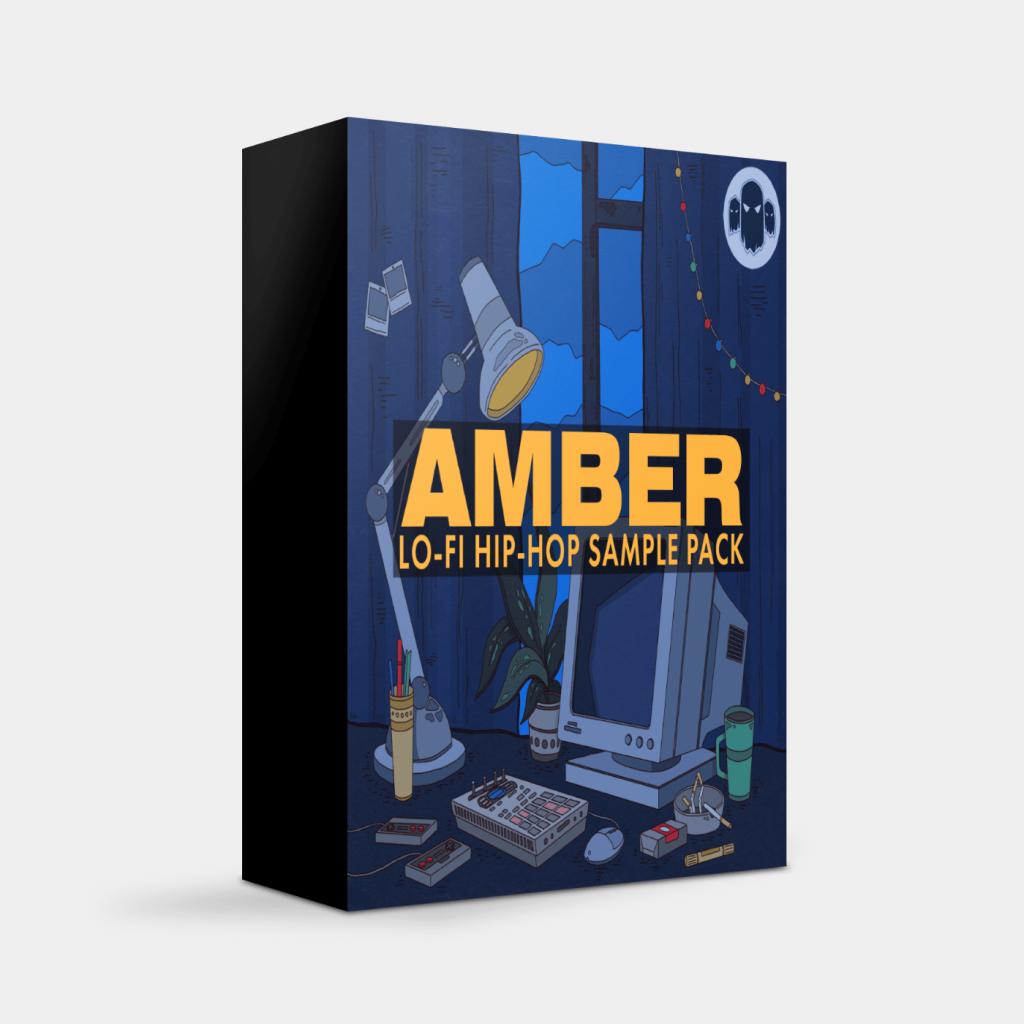 Amber Lofi Hip Hop Sample Pack