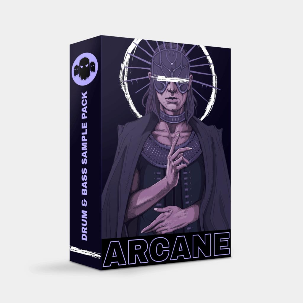 Arcane Drum & Bass Sample Pack