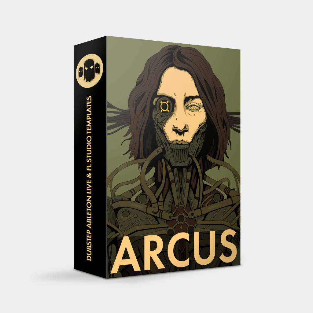 Arcus Dubstep Templates