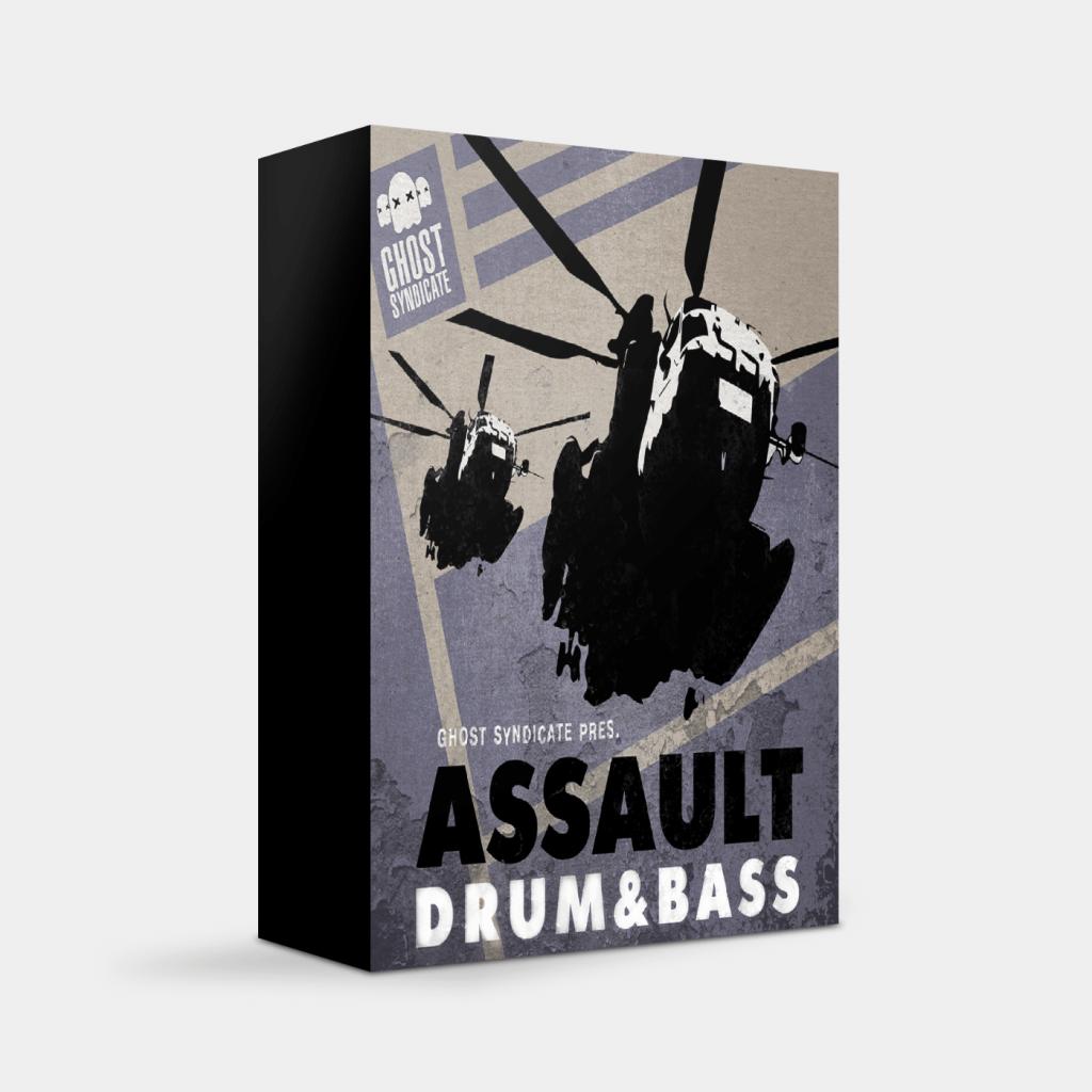 Assault Drum & Bass Sample Pack