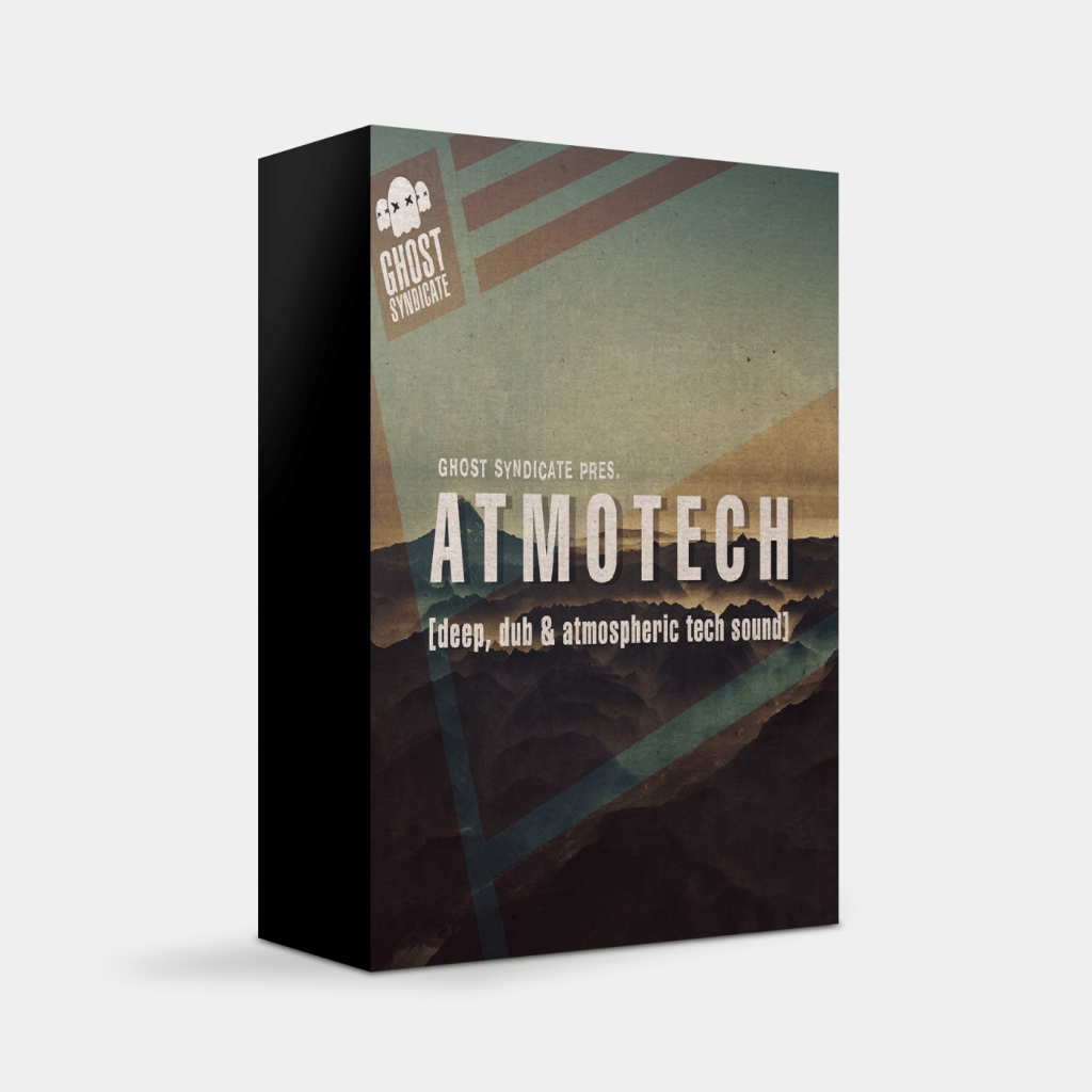 Atmotech Vol.1 Techno Sample Pack