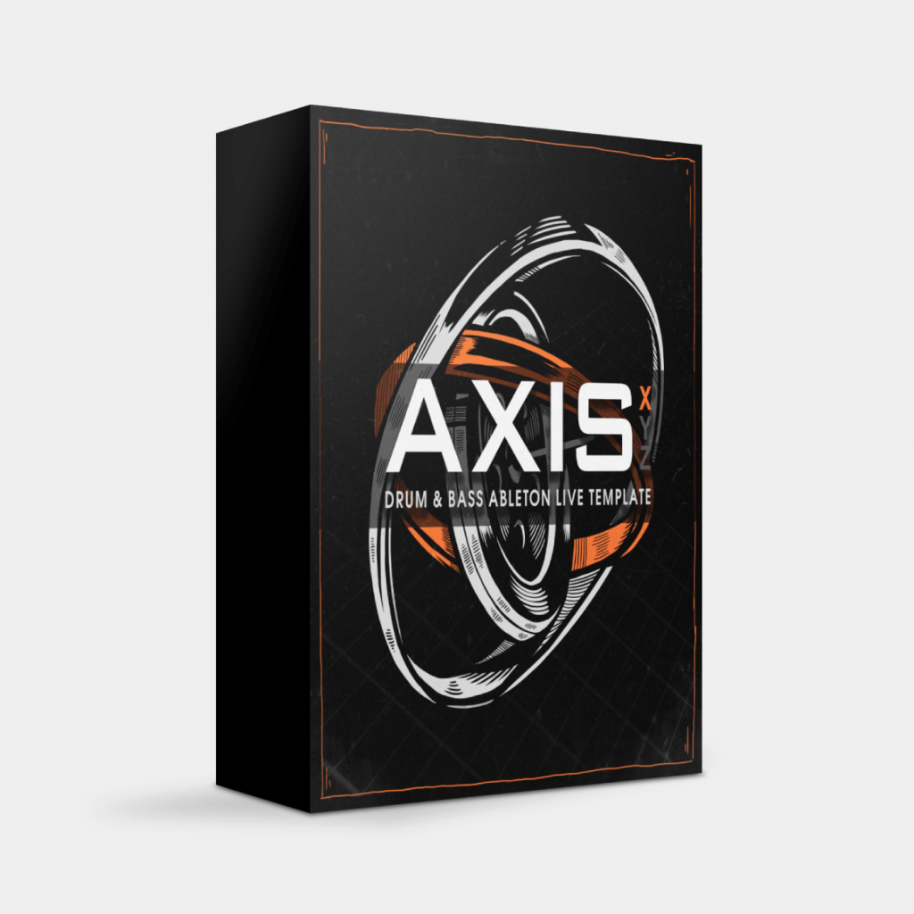 Axis X Drum & Bass Ableton Live Template