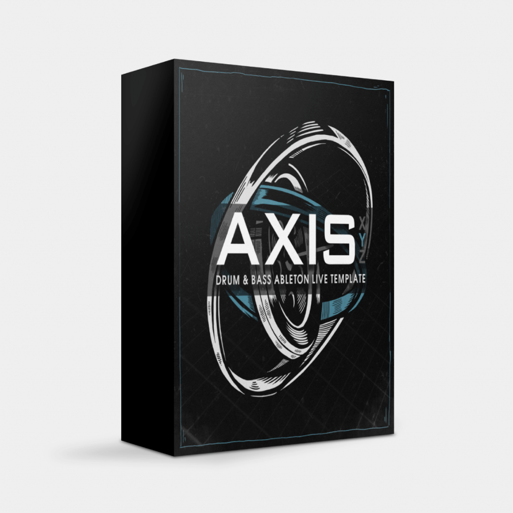 Axis Y Drum & Bass Ableton Live Template