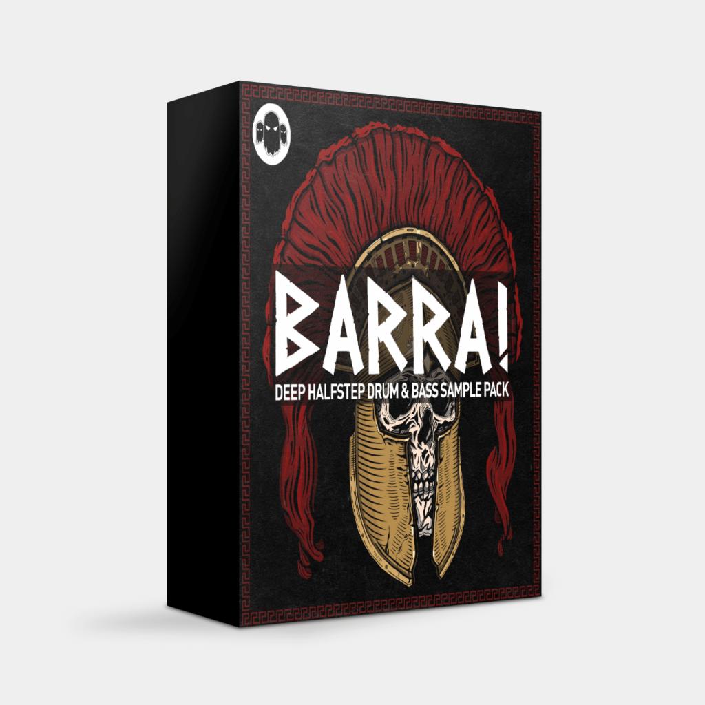 Barra Drum & Bass Sample Pack