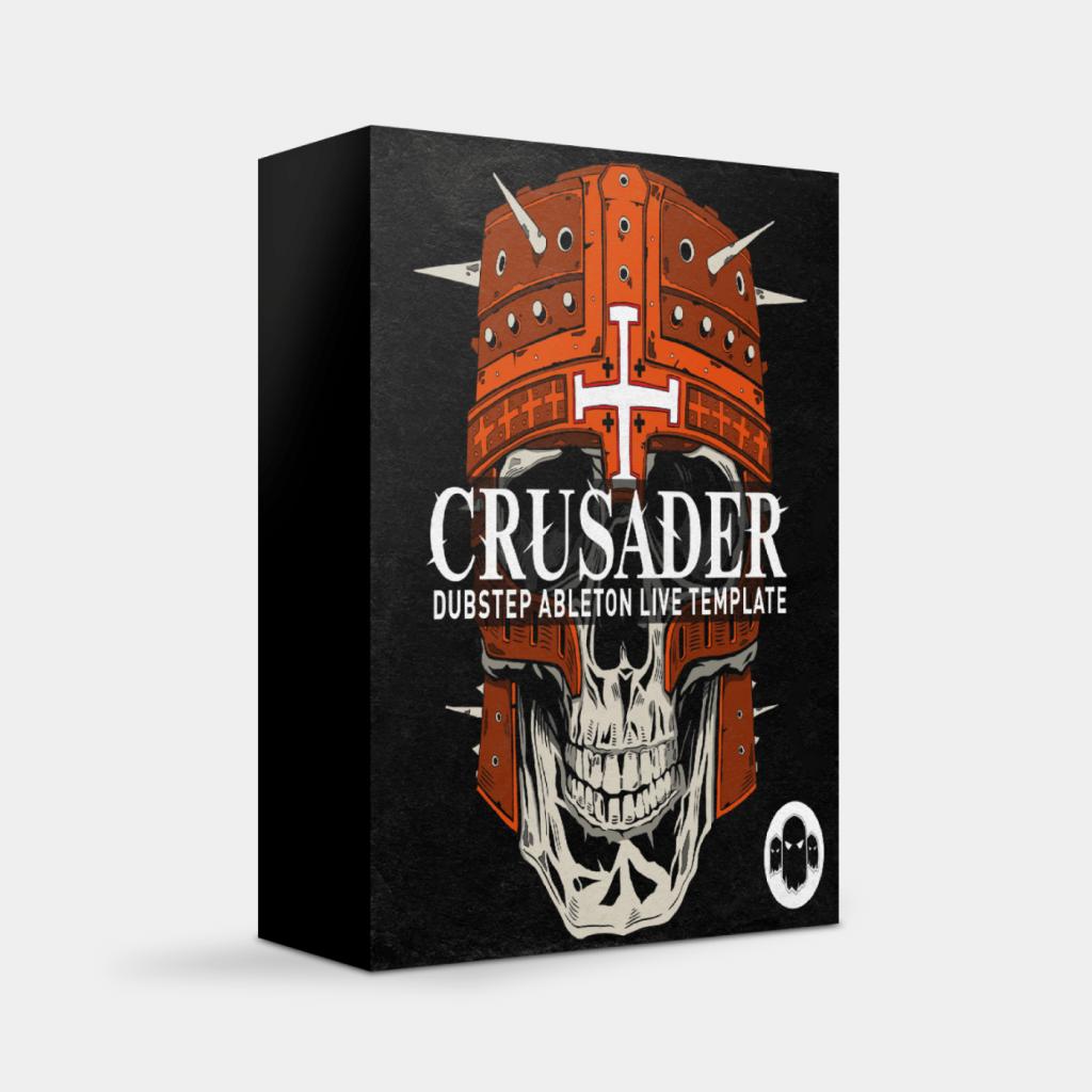 Crusader Dubstep Ableton Live Template