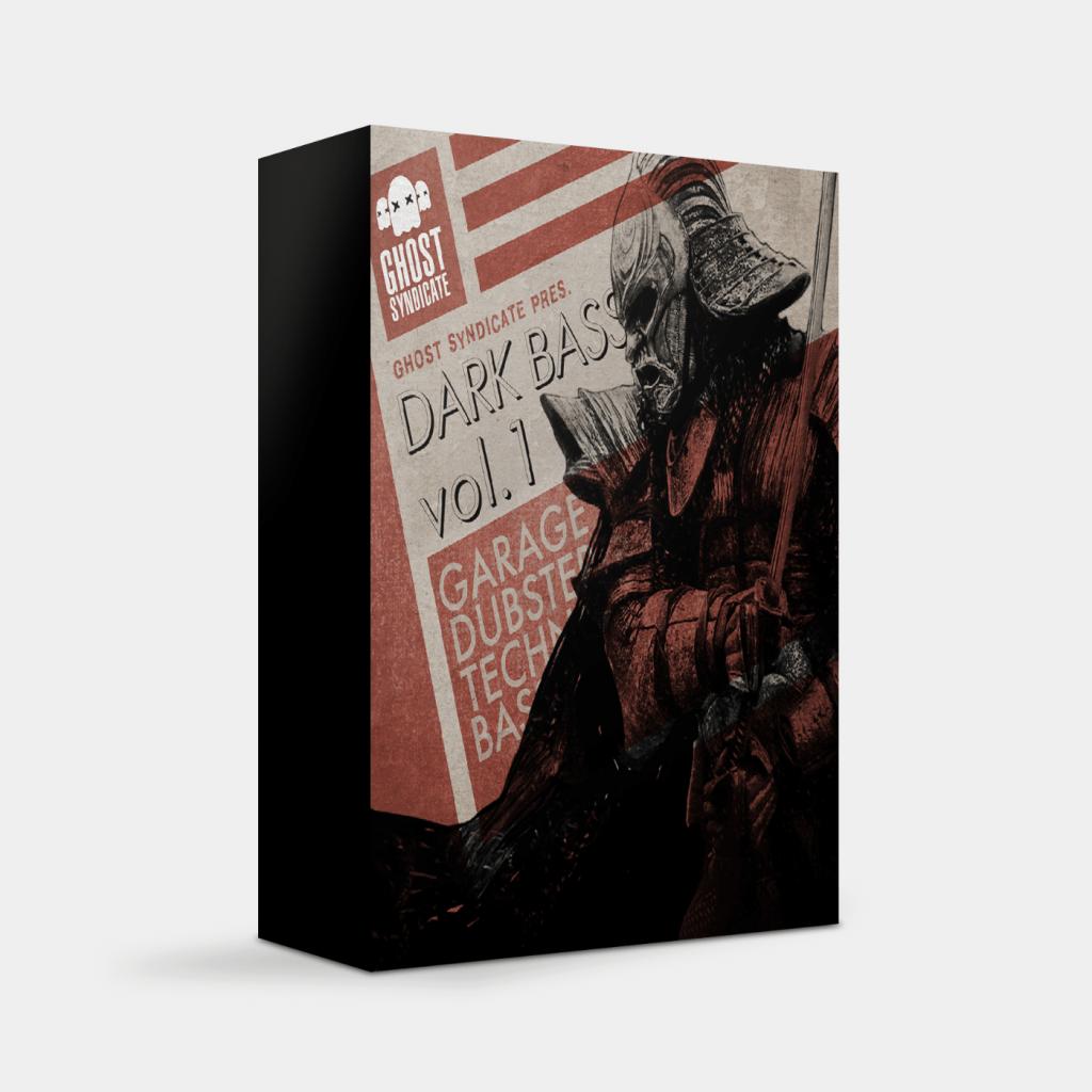 Dark Bass Vol.1 Bass Music Sample Pack